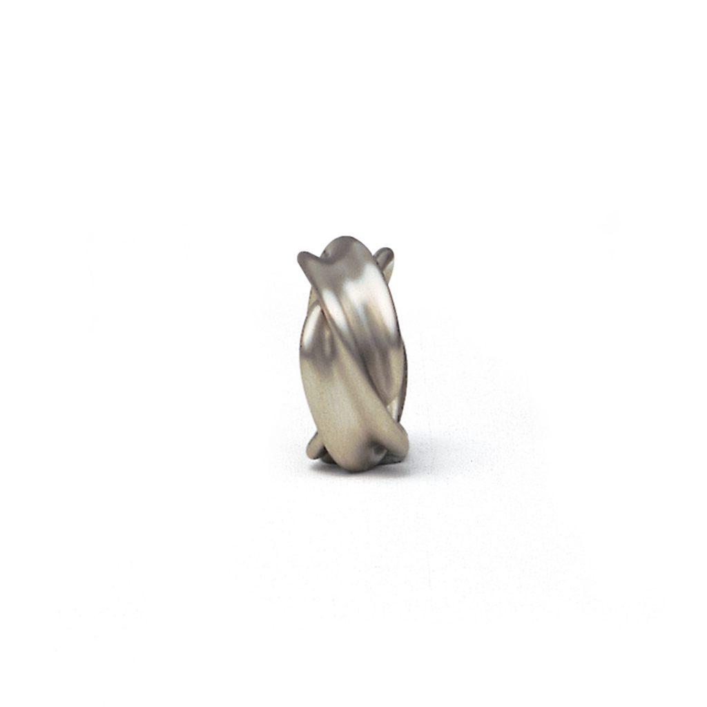 Rudi Sand, Ring «Faltenwurf / M4», 950/- Palladium