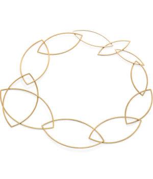 Niessing «Spitzbogenkette», Gelbgold, N223018