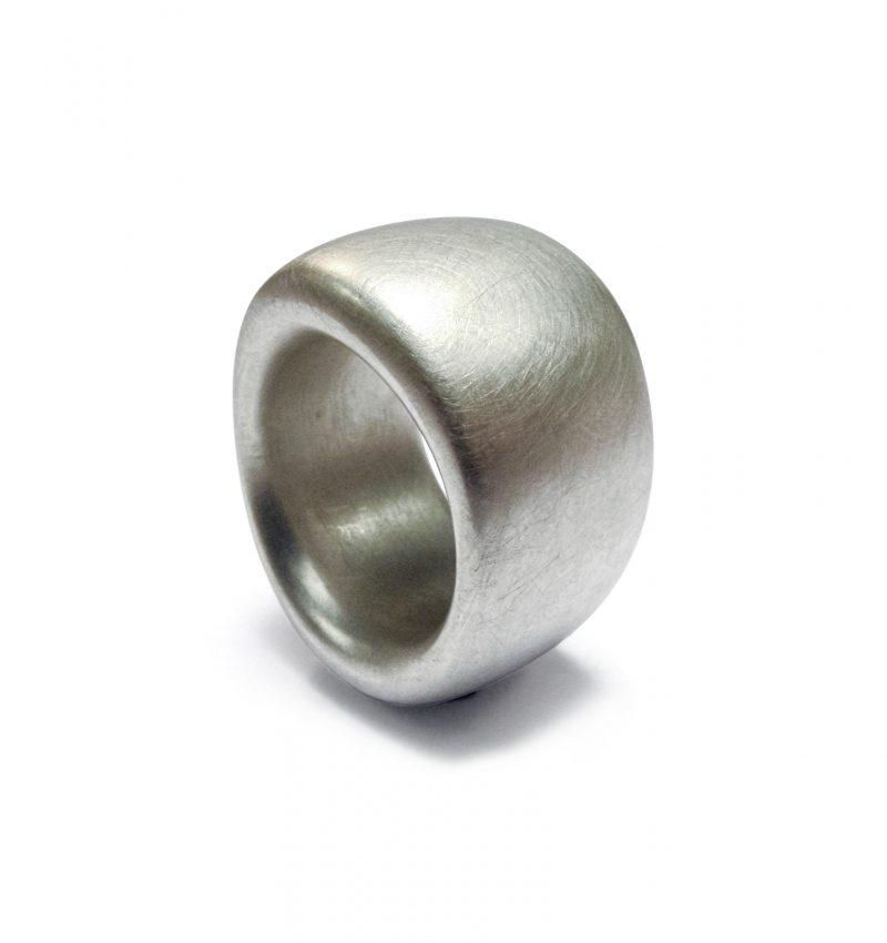Erik Urbschat, Ring «Ballon», 925/- Silber