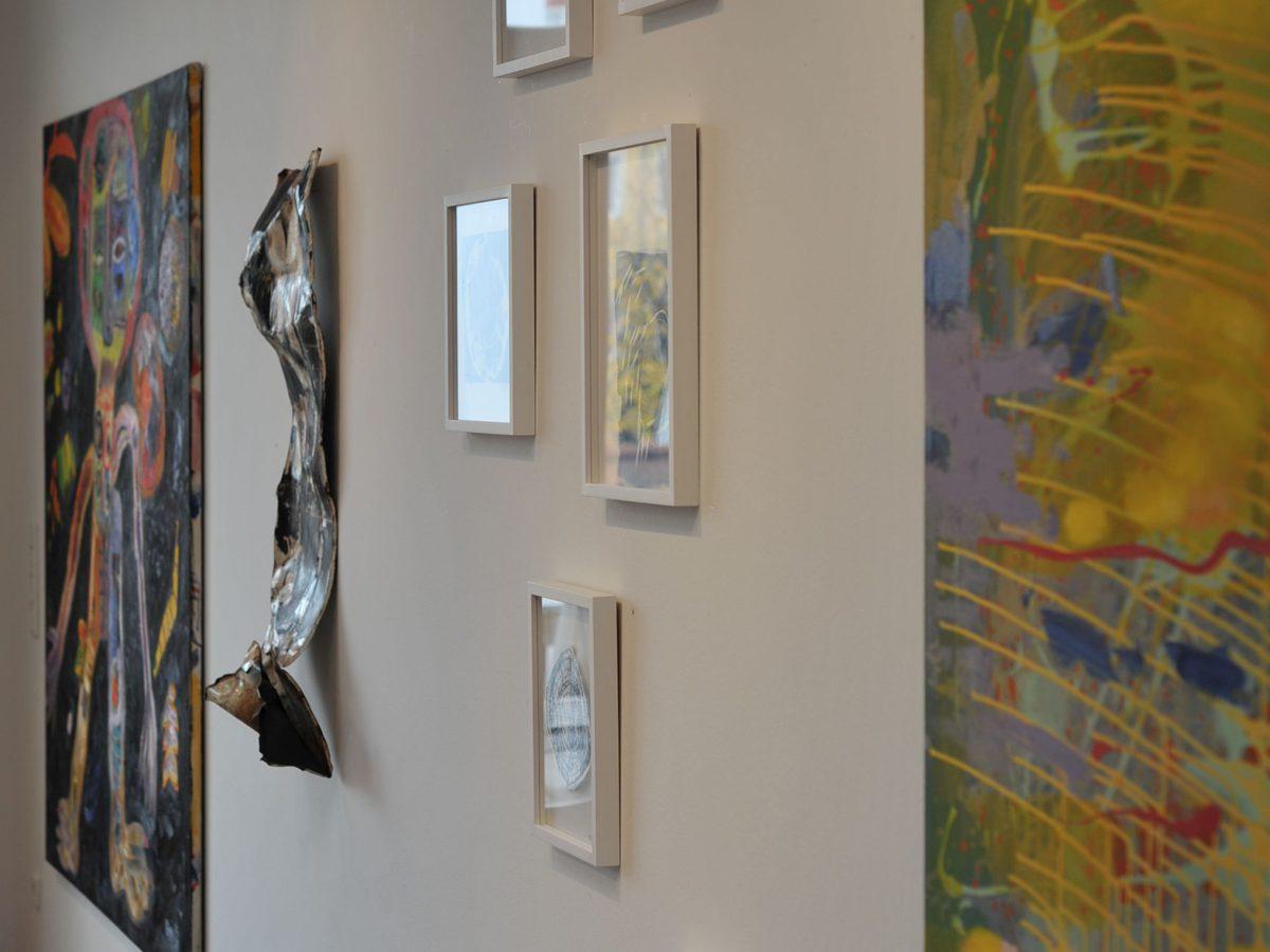 Kunst im Kunstsalon