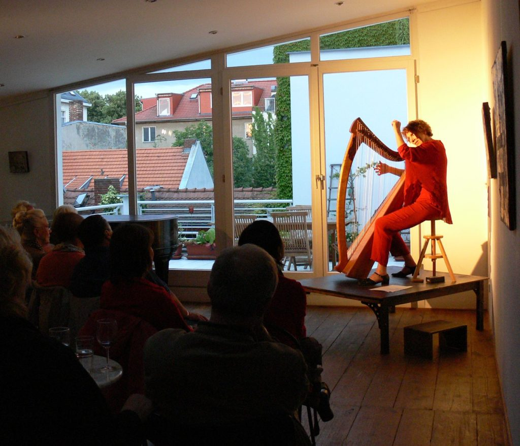 Theater und Musik im Kunstsalon