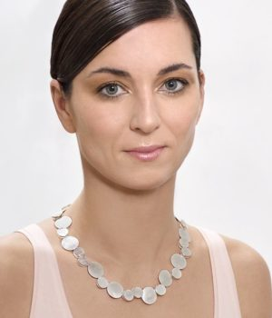 Susanna Kuschek, Kette «Treasure», Silber