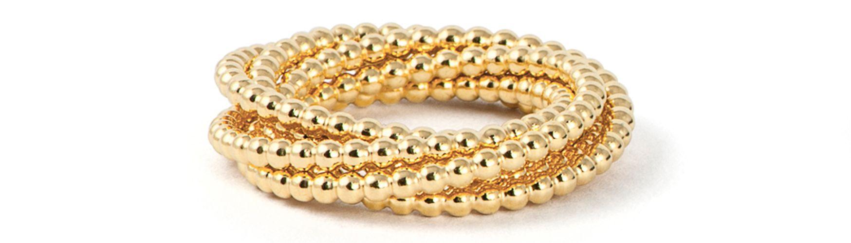 Tanja Friedrichs, Ring «Quiril», 750 Gold
